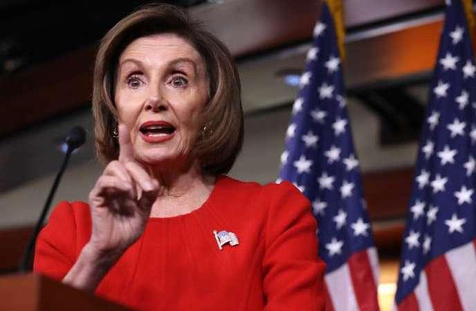 Nancy Pelosi élue à nouveau présidente de la Chambre des représentants