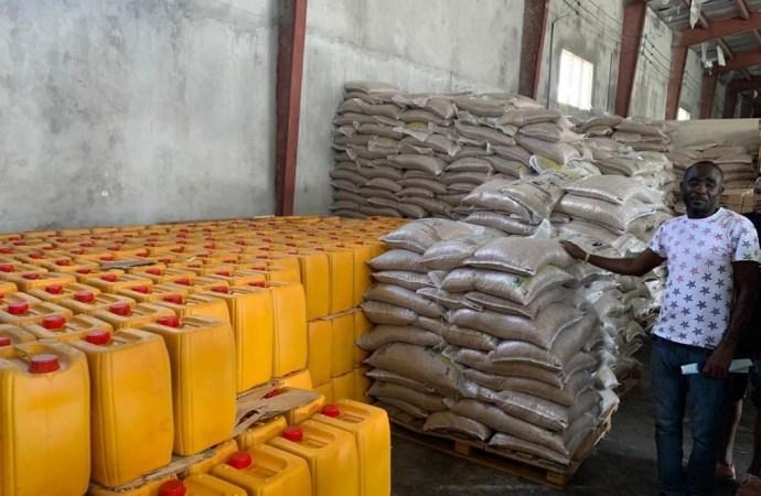 10 mille kits alimentaires distribués par le FAES aux personnes en situation de vulnérabilité dans la région métropolitaine