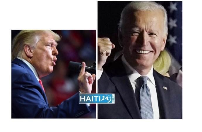 Présidentielle américaine : Biden avance, Trump crie à la fraude