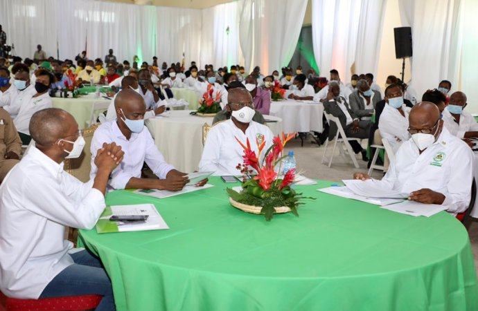 Économie-Agriculture : Jovenel Moïse lance la troisième journée de l'économie