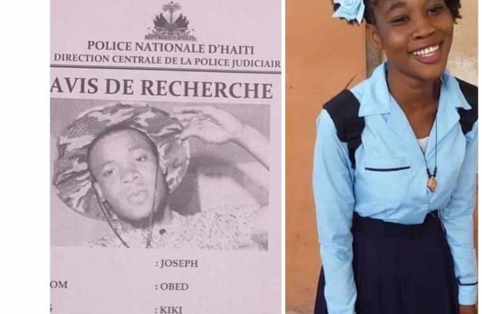 Assassinat d'Evelyne Sincère : un avis de recherche lancé contre Obed Joseph