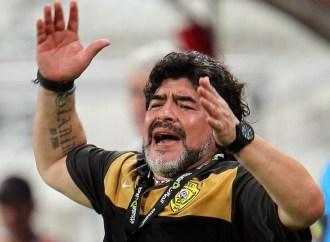Sport : Décès de Diego Maradona !