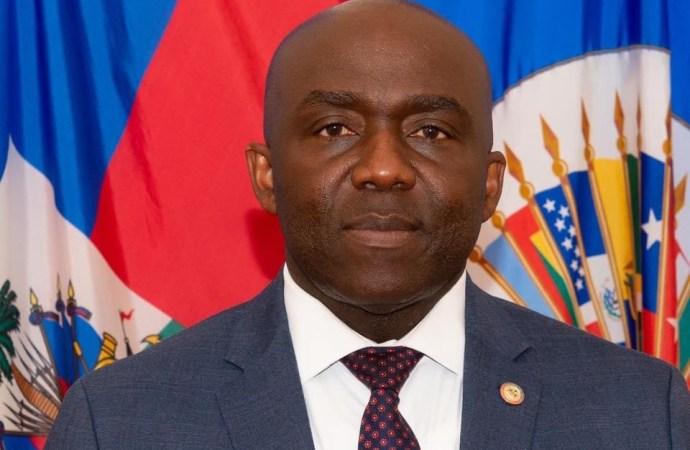 Léon Charles, nouveau directeur général de la PNH