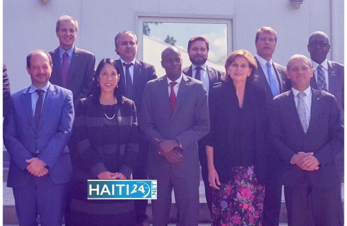 Le Core Groupe presse l'Etat haïtien de mettre en place des structures pour faciliter l'organisation des élections