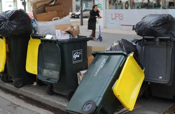 Les éboueurs de Paris en grève « reconductible et indéterminée » pour l'amélioration de leurs conditions de travail