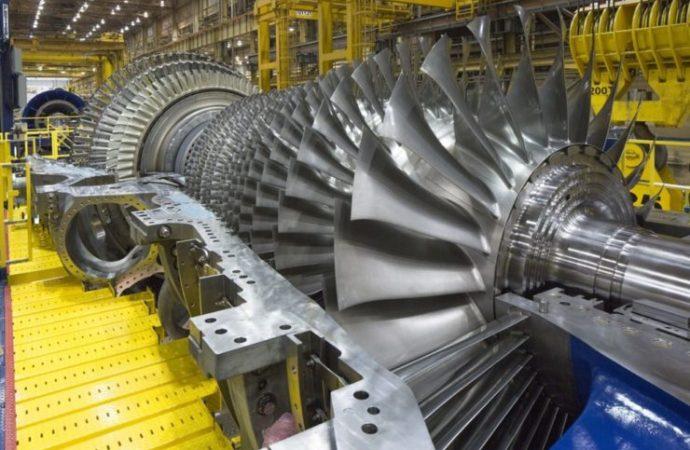 Haïti reçoit deux turbines de la Compagnie Général Electric
