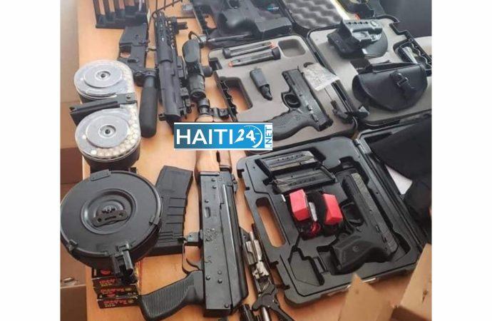 Une trentaine de personnes appréhendées, 20 armes à feu, des munitions et des kilogrammes de cocaine saisis
