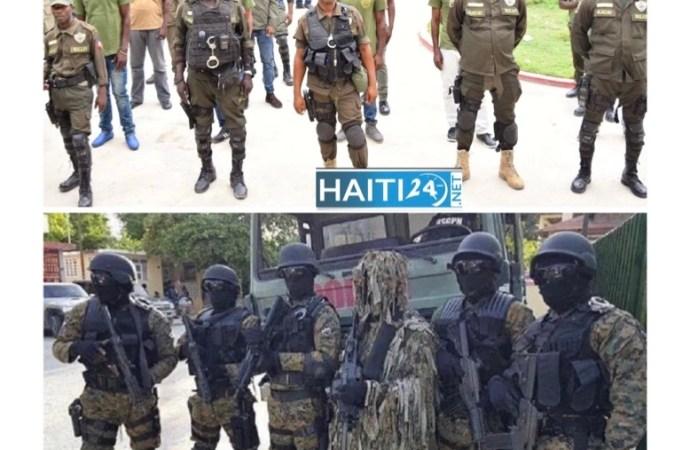 Des agents de l'USGPN attaqués par des hommes armés de la BSAP