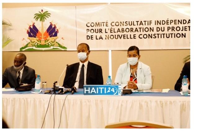 Le Comité Consultatif Indépendant multiplie les rencontres pour rédiger l'avant-projet de la Constitution