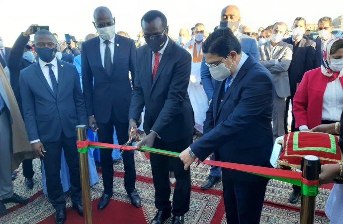 Une mission diplomatique d'Haïti s'installe au Royaume du Maroc