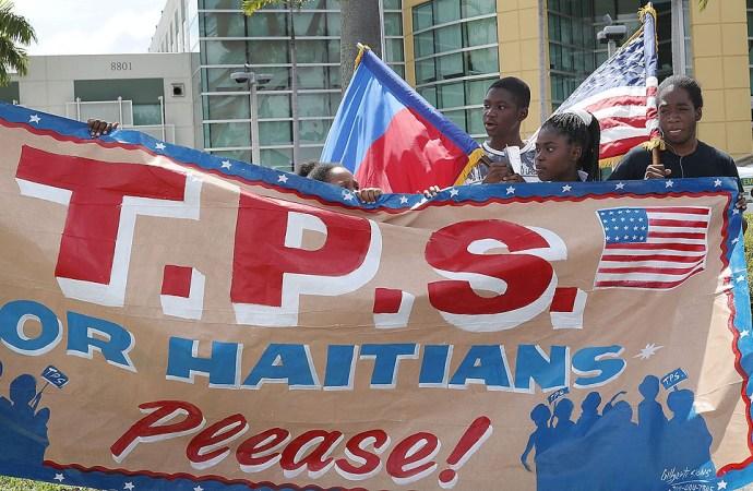 Les États-Unis prolongent pour 9 mois le programme TPS pour les immigrants haïtiens