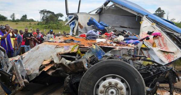 Stop accident : Huit morts et 41 blessés recensés