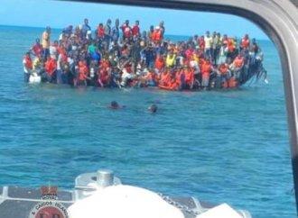 Migration : 159 Haïtiens on failli périr en mer des îles Turks & Caicos