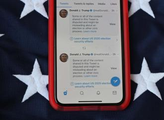 Les comptes Twitter, Facebook et Instagram de Donald Trump bloqués, une suspension définitive envisagée