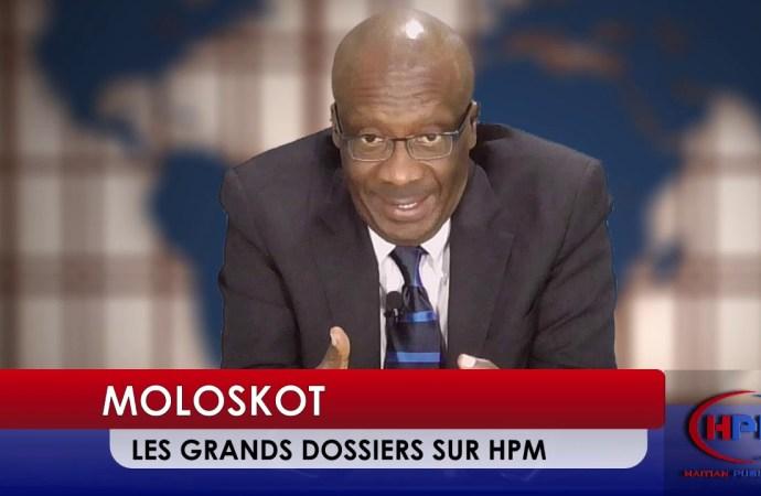 Le journaliste Ernest Laventure Edouard «Mòlòskòt» est décédé