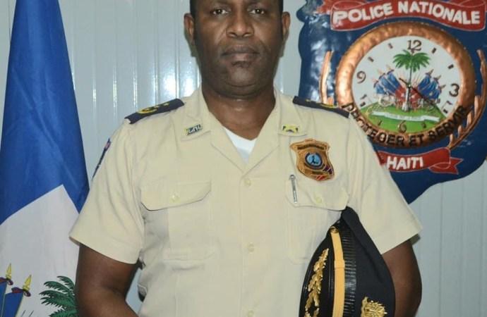 PNH : Jacques Joel Orival, nouveau DCPA adjoint