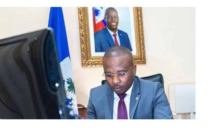 Élections : Les États-Unis supportent le président Moïse, le chancelier haïtien s'en félicite