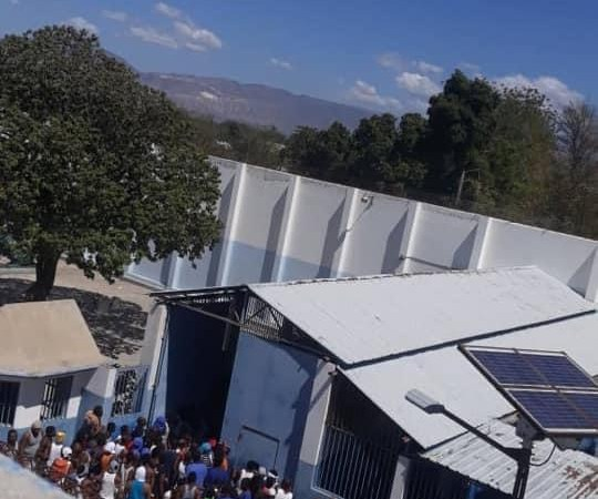 Croix-des-Bouquets-Évasion à la prison civile : Deux morts recensés
