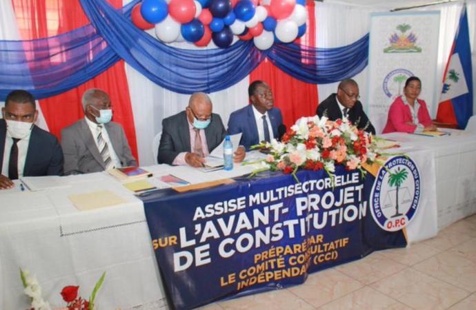 L'OPC lance des assises multisectorielles autour de l'Avant-Projet de la constitution