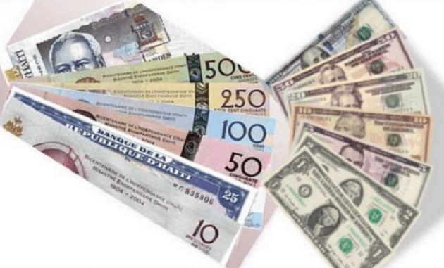 Taux de référence-BRH : 72,29 gourdes pour un dollar US