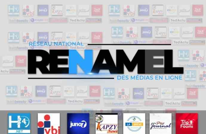 RENAMEL dénonce les propos compromettants de Jovenel Moïse à l'égard des journalistes