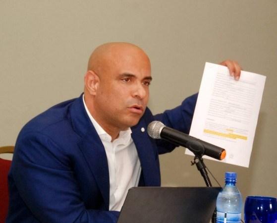 Laurent Lamothe dénonce une campagne de désinformation visant son élimination politique