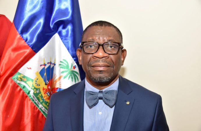 Accusé de viol, l'ambassadeur d'Haïti au Chili, Monesty Junior Fanfil rappelé