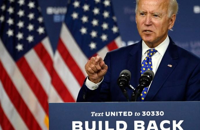 USA-Covid-19: Joe Biden exprime son optimisme