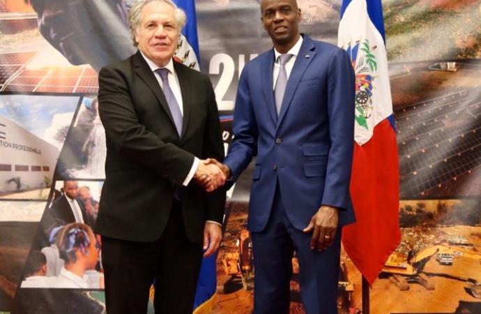 Crise : Bientôt une mission de l'OEA dépêchée en Haïti