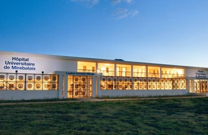 Covid-19 : l'Hôpital Universitaire de Mirebalais, le seul habilité à faire le test de dépistage dans le Centre