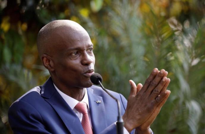 Jovenel Moïse continue de prêcher « l'unité nationale »
