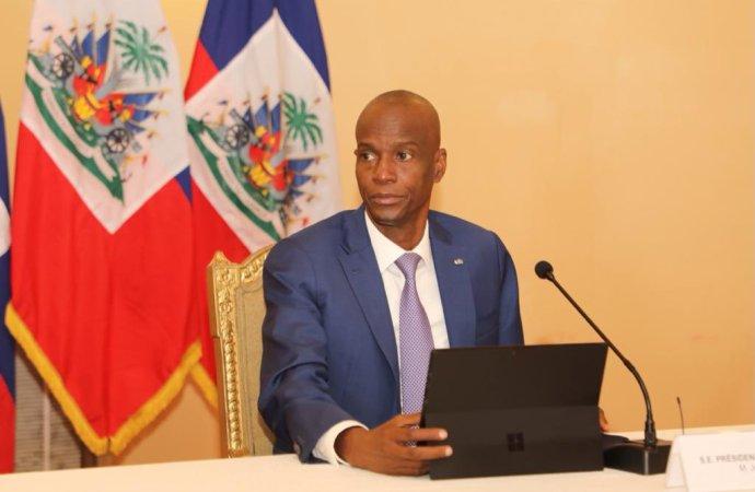 « Le pays a besoin d'un reveil collectif après des décennies de pillage des biens de l'Etat par des oligarques corrompus », dixit Jovenel Moïse