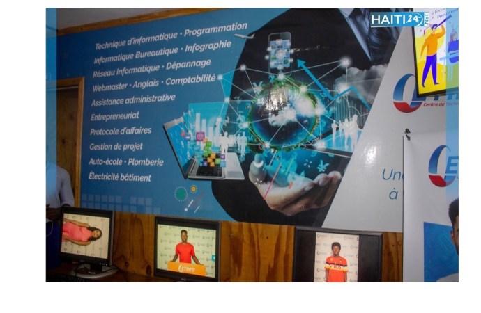 Éducation : CETINFO ouvre la voie de la technologie aux jeunes