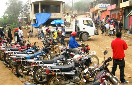 Insécurité : la Délégation Départementale de l'Ouest veut contrôler la circulation des motocyclettes
