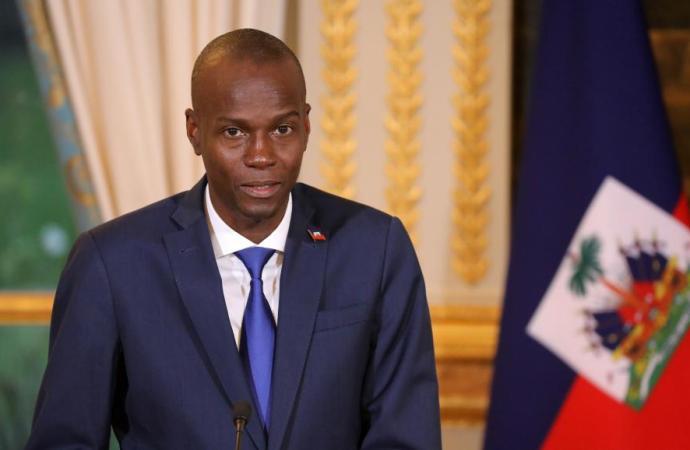 « Le moment de doter Haïti d'une nouvelle constitution est arrivé », déclare Jovenel Moïse