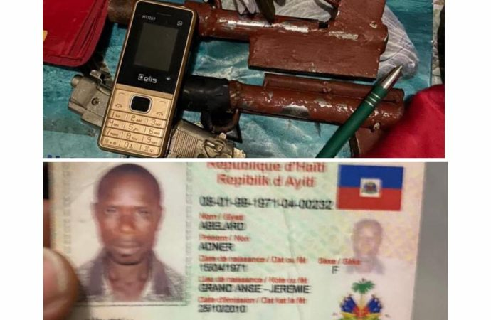 Croix-des-Bouquets : Une personne libérée, un présumé kidnappeur blessé par balles lors d'une opération policière