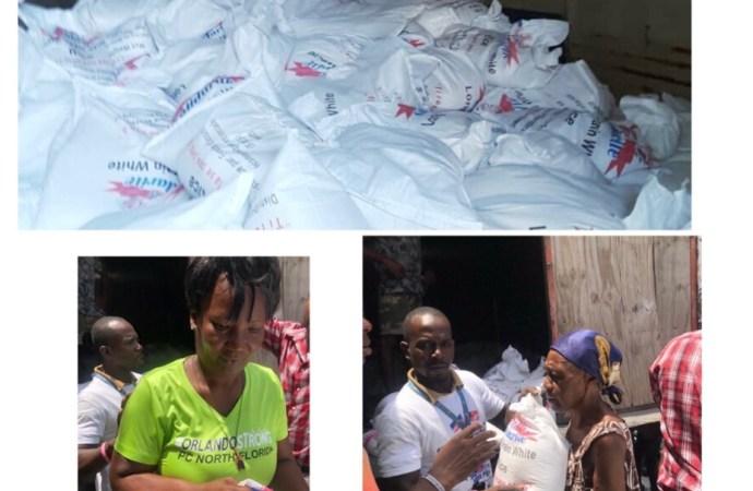 FAES : distribution de kits alimentaires à 1500 ménages en situation de vulnérabilité dans la région métropolitaine