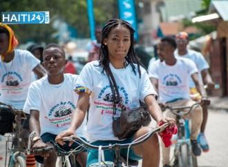 A Léogâne, Vélo et Cerf-volant ont embelli la fête de Pâques