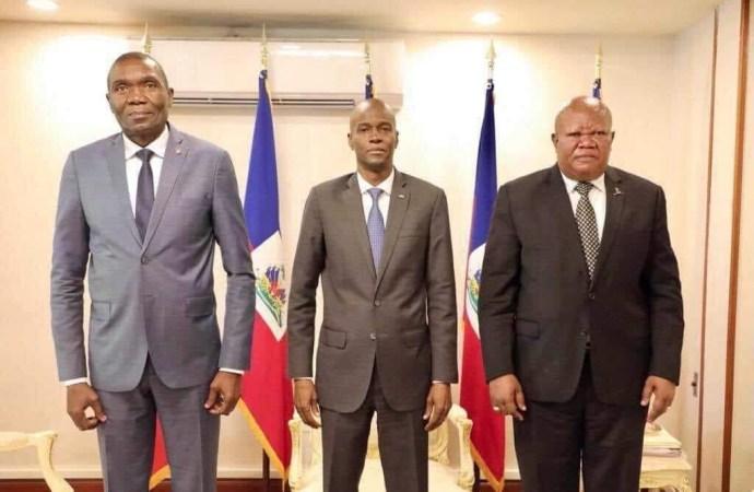Crise : Les trois pouvoirs de l'Etat dialoguent pour tenter de redresser la situation