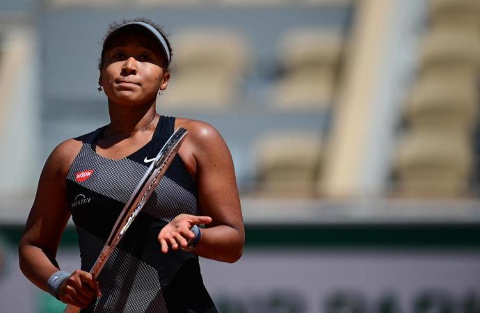 Roland Garros : frappée d'une amende de 15 000 dollars, Naomi Osaka menacée d'expulsion