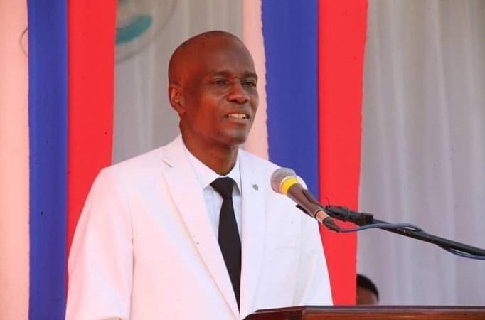 Covid 19 : préoccupé par l'augmentation des cas de contamination, Jovenel Moïse appelle au respect des gestes barrières