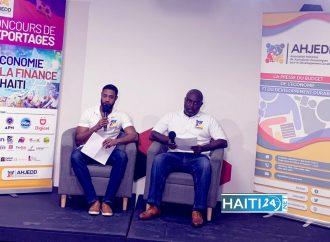 Économie : l'AHJEDD lance un concours de reportage sur l'économie et la finance en Haïti