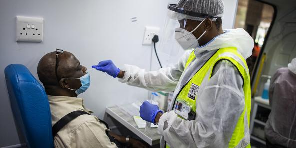 Covid-19 : le MSPP confirme 102 nouveaux cas et deux décès supplémentaires