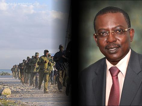 Insécurité : Jean Rodolphe Joasil favorable à une intervention militaire