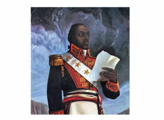 Éphéméride du 9 mai : Toussaint reçoit une première copie de la Constitution
