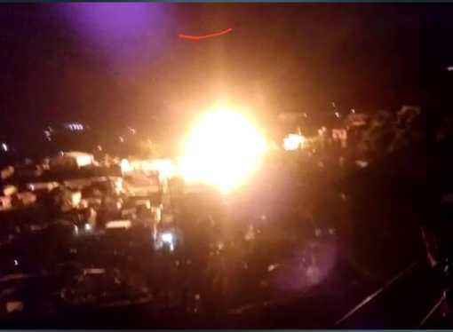 Explosion à la station de gaz propane à Delmas 32, plusieurs victimes sont à déplorer