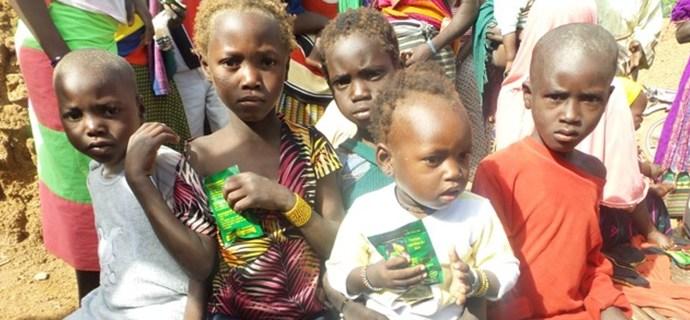 86 000 enfants haïtiens de moins de cinq ans souffriront cette année de malnutrition aiguë sévère, prévient l'UNICEF