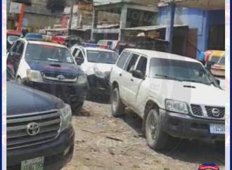 Sécurité : Les forces de l'ordre reprennent le contrôle du sous-commissariat de Saint-Joseph