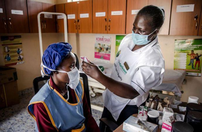 Coronavirus : Le MSPP fait état de 102 nouveaux cas et 5 décès
