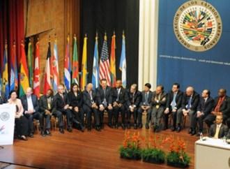 Crise politique : La délégation de l'OEA en Haïti rencontre des partis politiques